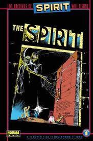 Los archivos de The Spirit 1,Will Eisner,Norma Editorial  tienda de comics en México distrito federal, venta de comics en México df