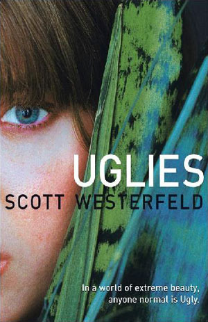 Uglies by Scott Westerfeld, Book Cover