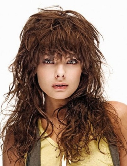 Fashion Trends Reports: Top Messy Hair Looks For Women 2013