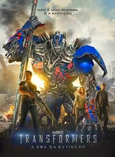 Transformers A Era da Extincao AVI Dual Audio + RMVB Dublado + HDTS 720p