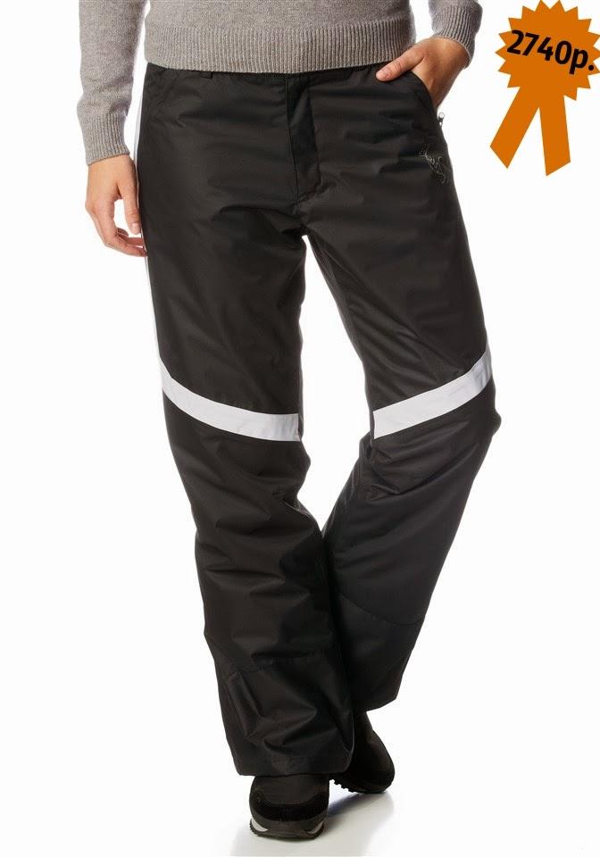 Штаны для горнолыжного спорта Raiski от Sheego