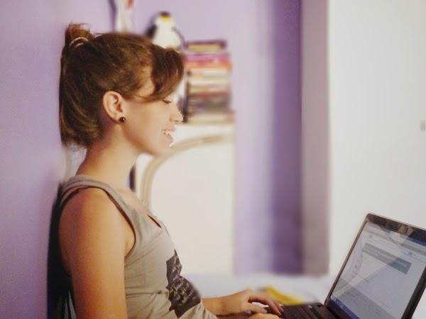 blogueiras amadoras