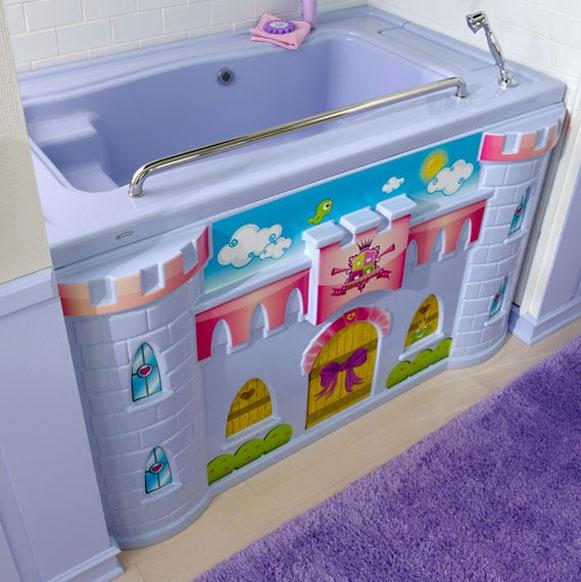 Decoracion Baño Ninas: muy divertida para niños de American Standard