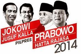 HASIL REKAPITULASI PILPRES 2014