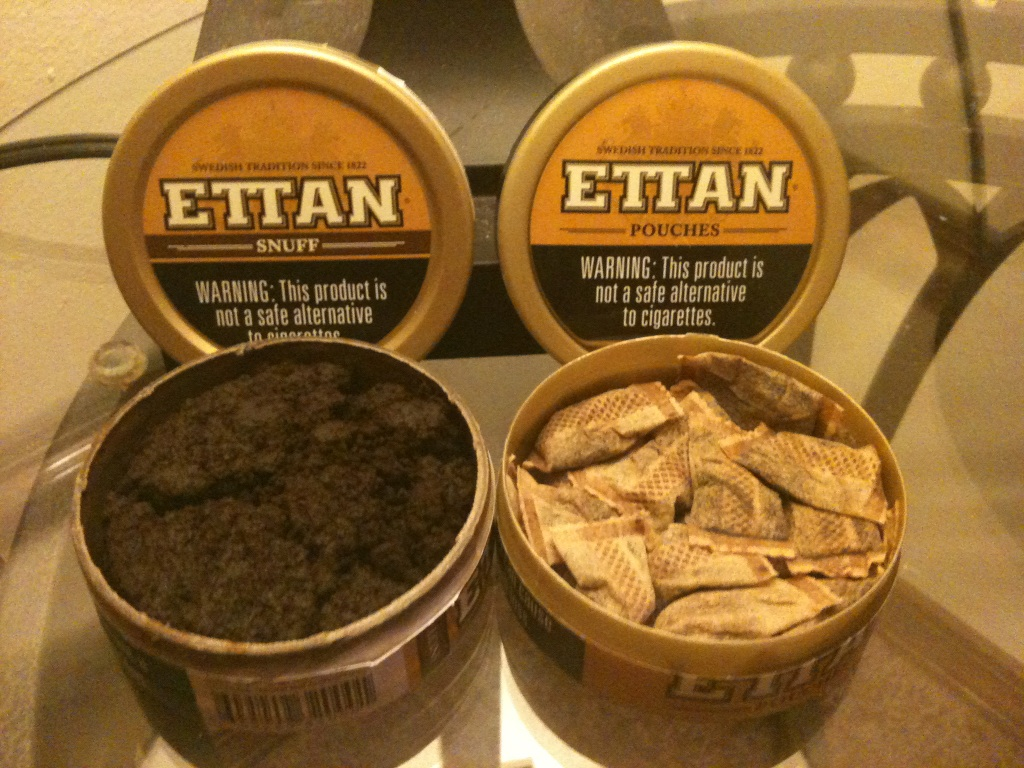 how to turn cigarette tobacco into dip