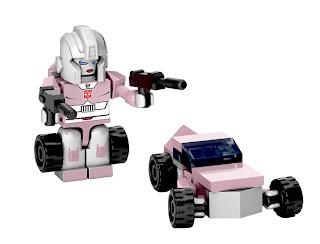 Hasbro Transformers Kre-O Micro Changers Series 2 - Arcee