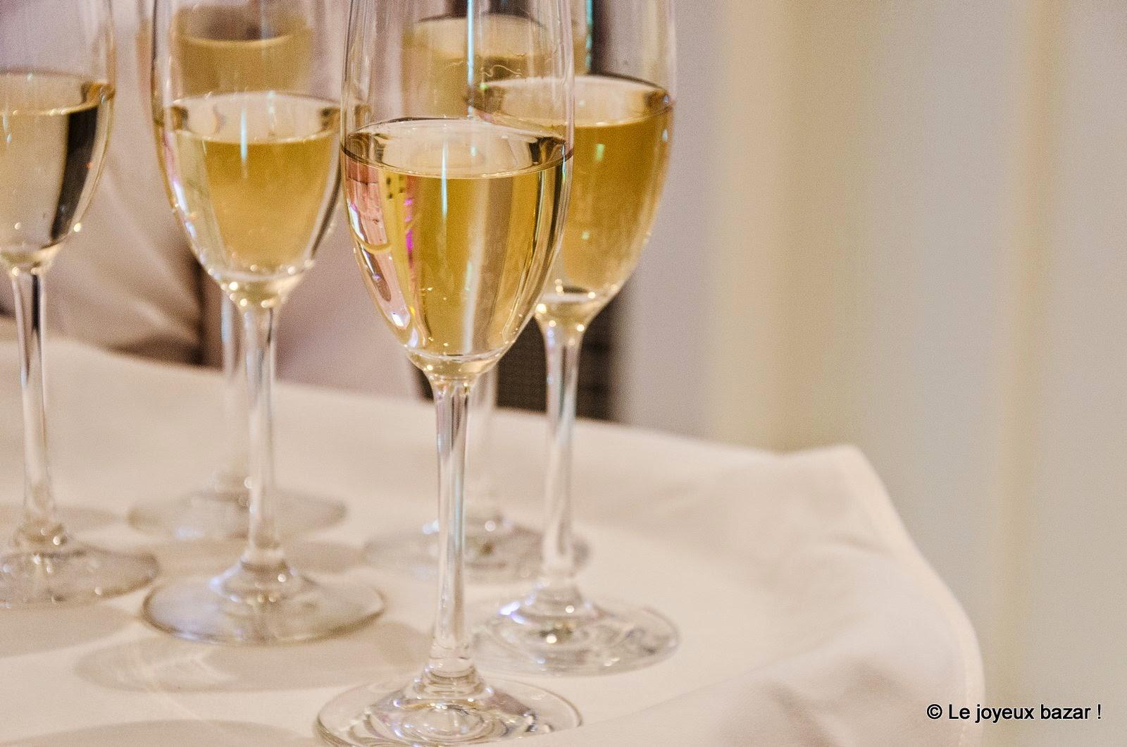 Poznan - mariage - champagne