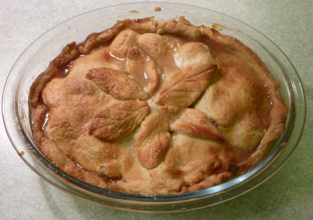 Carla Nayland Historical Fiction: April recipe: Rhubarb pie