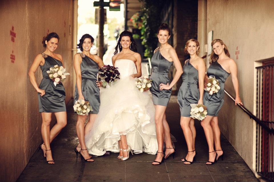 Wedding Wednesday Choosing Bridesmaid Dresses