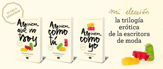 Review: Trilogía Mi elección - Elisabet Benavent