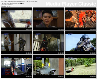 BIMA Satria Garuda Episode 12 RAW Full [15-09-2013]