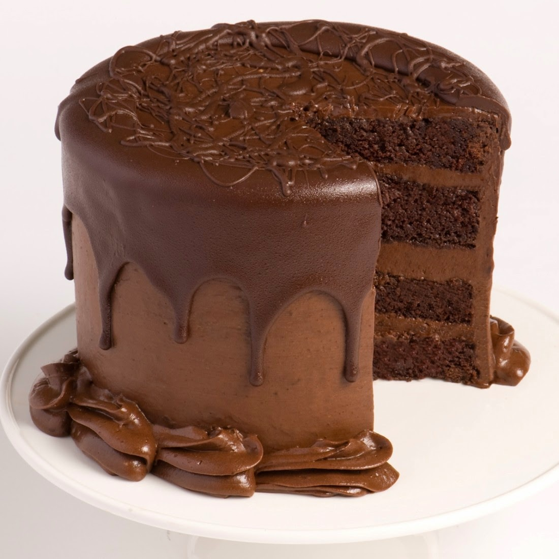 Tortas de Chocolate, parte 4