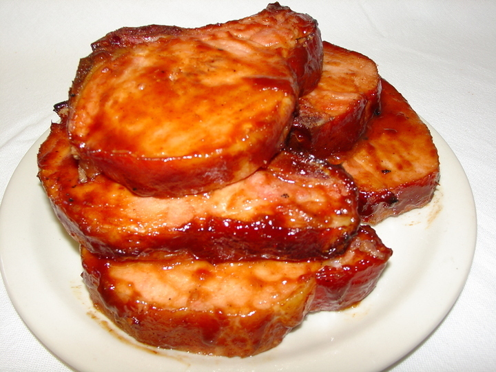 Fire Hall Hawaiian Pork Chops - one of the most requested meals ever ...