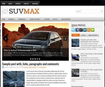 SuvMax-Blogger-Temalari