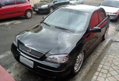 Astra Sedan Turbo