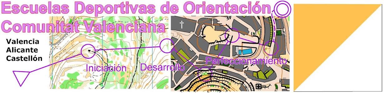 Escuelas Deportivas de Orientación Comunitat Valenciana