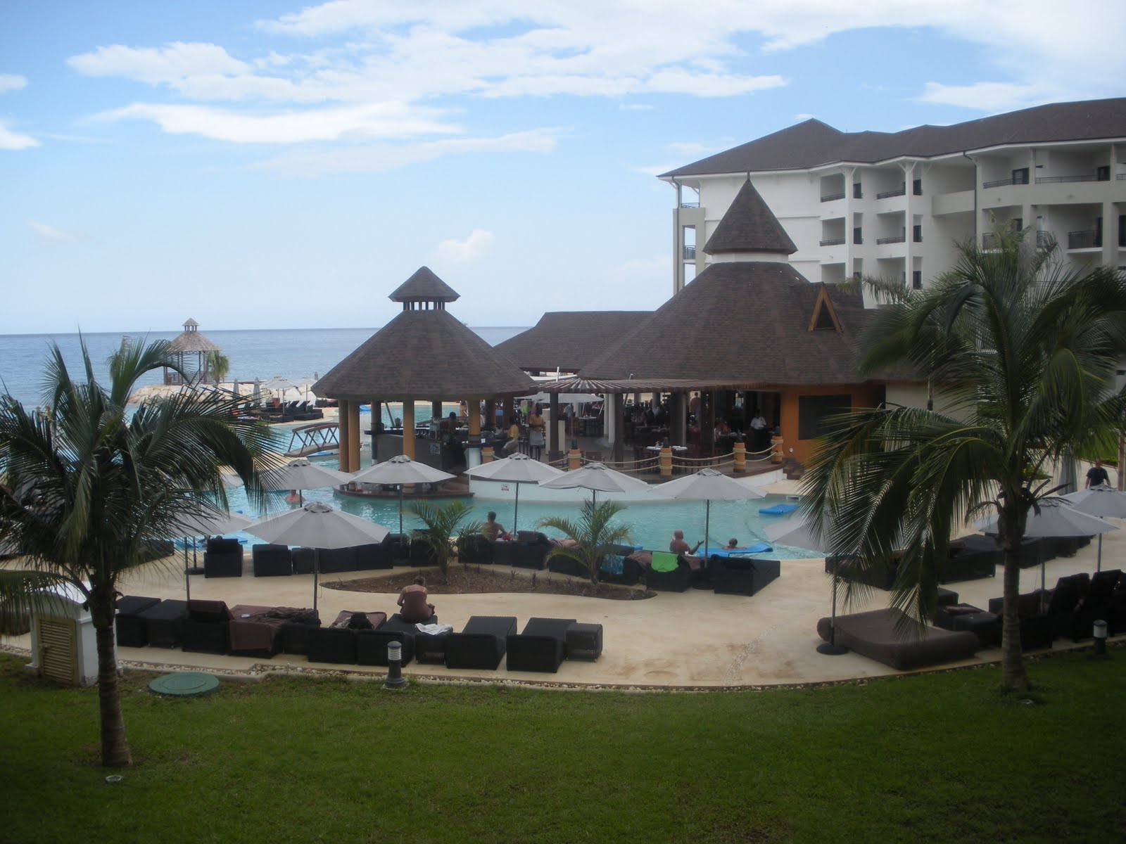 The Secret in Montego Bay, Jamaica is out—the new Secrets Resort is HAUTE!