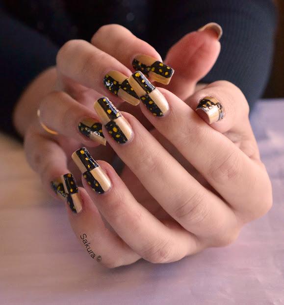 little google1 nail art