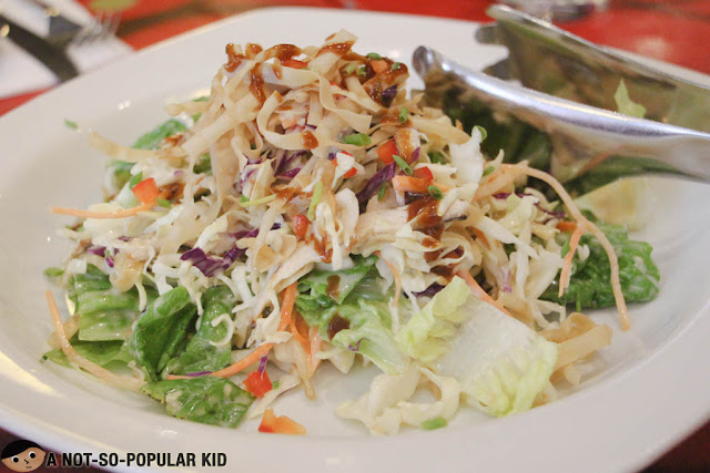 Amazing Crazy Garlik Salad