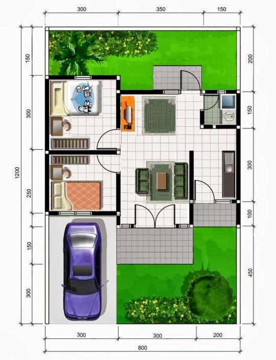 Desain Rumah Yang Simple