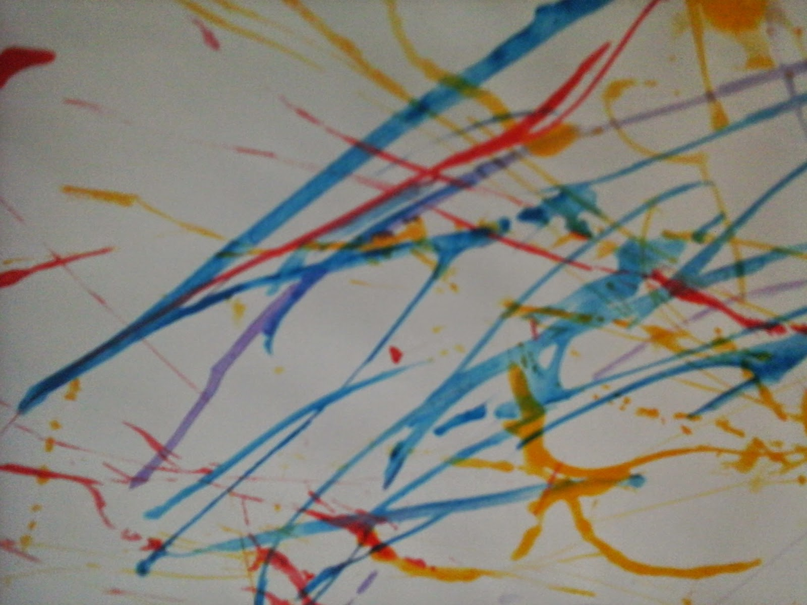 Fabuloso Diversas técnicas de pintura para a educação infantil   educa sempre EC38
