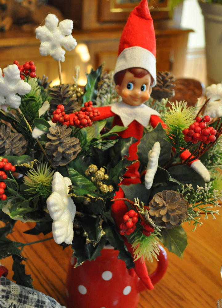Design to shine north pole breakfast for Elf on the shelf balloon ride