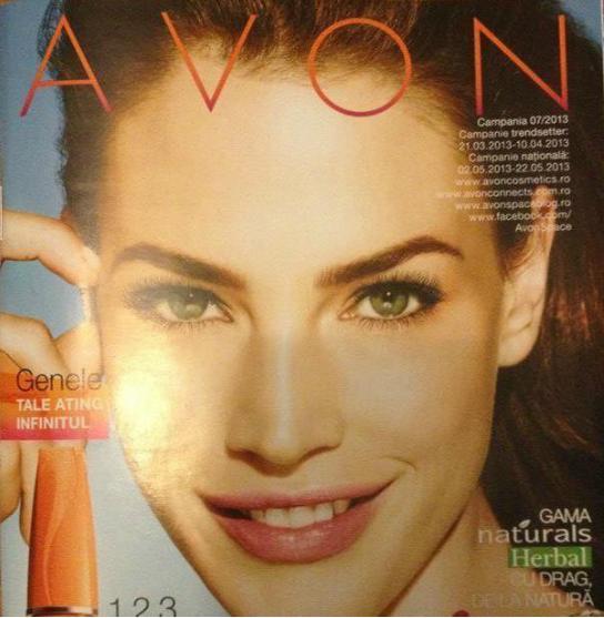 Avon Catalog campania 7/2013 online(brosura c7 mai 2013)