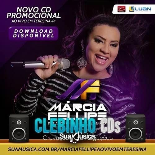 Marcia Fellipe & Forró da Curtição - AO VIVO