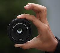 Lensa Canon 40mm f2.8 STM 2nd