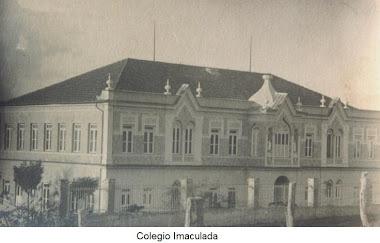 REPLICA DE UM CASTELO DA FRANÇA COLEGIO IMACULADA
