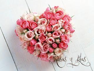 ☆Rosas y lilas☆