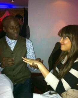 Ikechukwu And Sarah Ofili Are Officially Engaged. 2