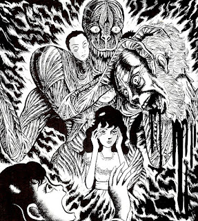 Shadow Demon from Umezu manga.
