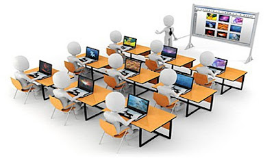 6 maneras de integrarte a la tecnología en el aula.