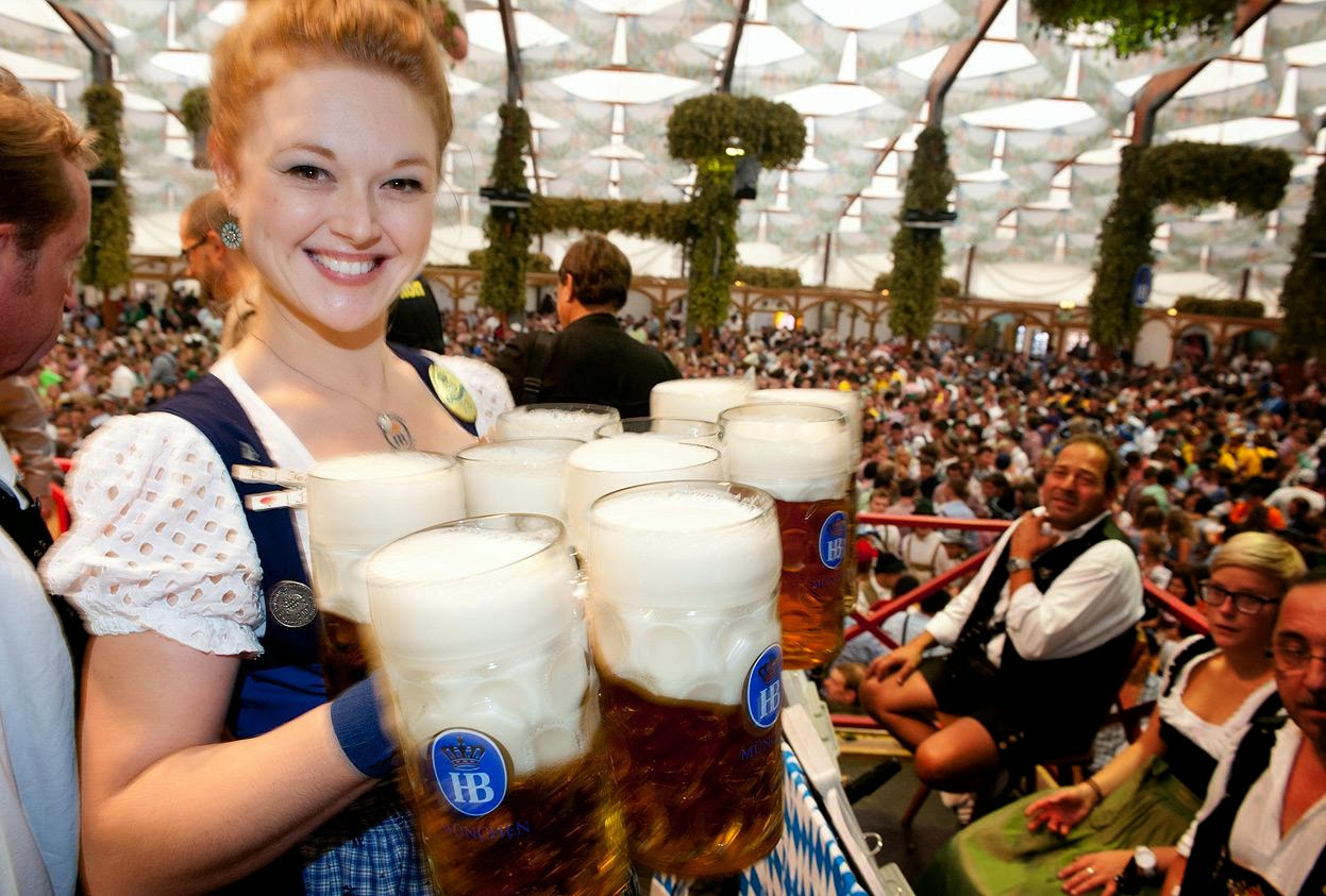 tradition of oktoberfest in germany