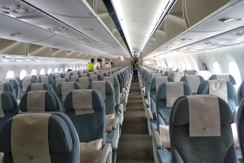 Berbagi Pengalaman Terbang Dengan Royal Brunei Airlines Catperku Com