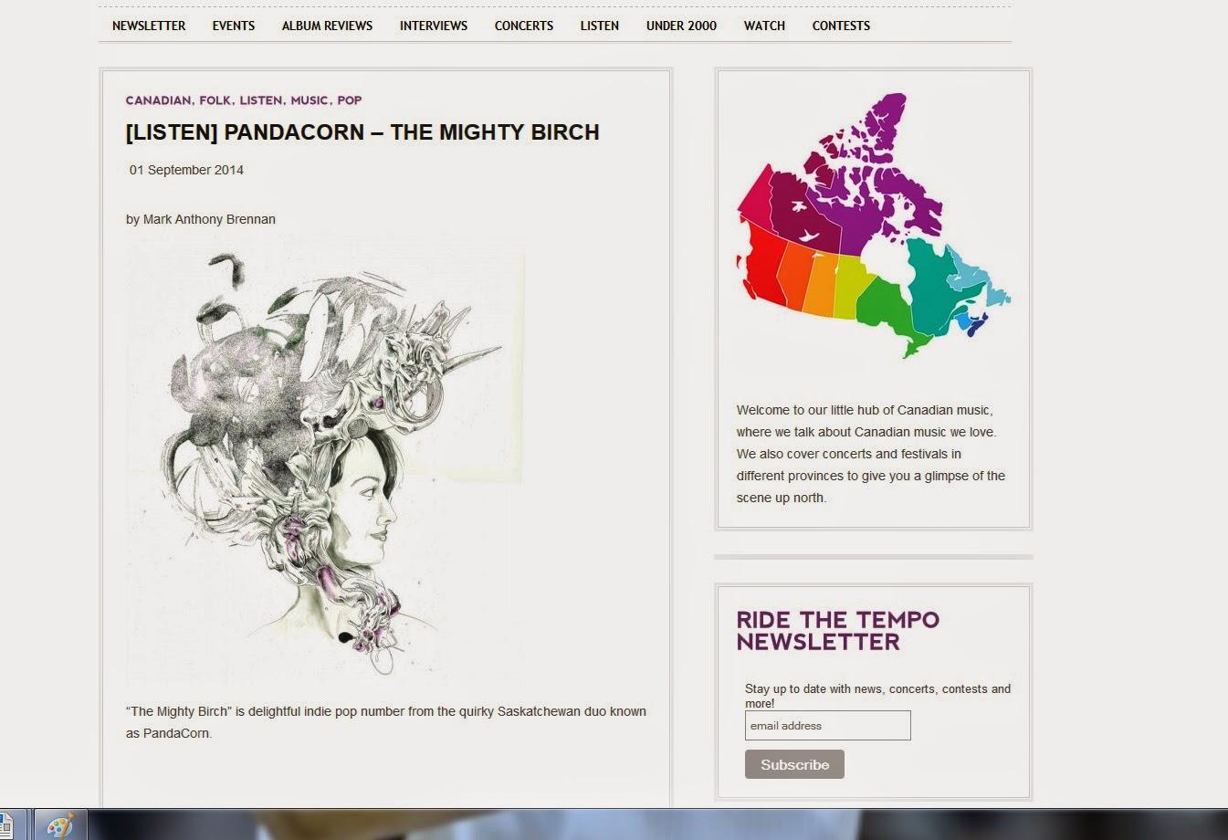 http://ridethetempo.com/2014/09/01/listen-pandacorn-mighty-birch/