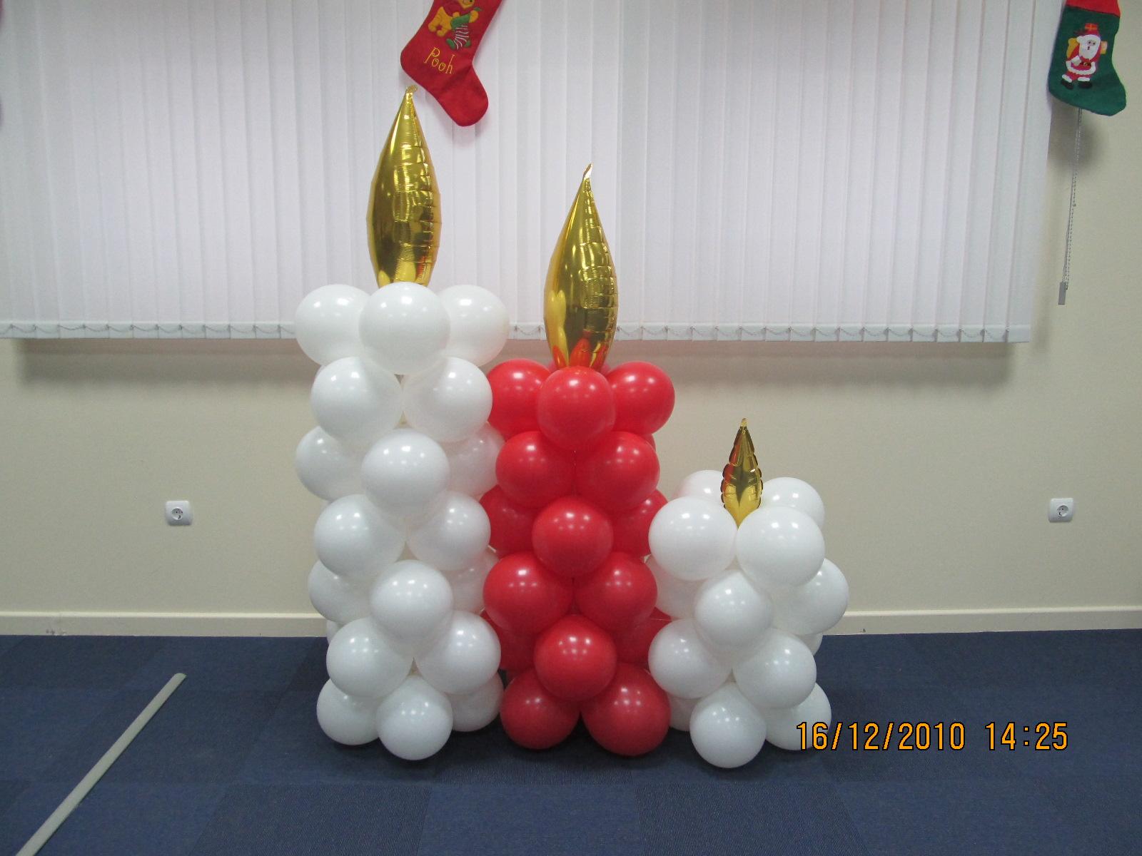 Karl and company decora tu vida con globos - Decora con globos ...
