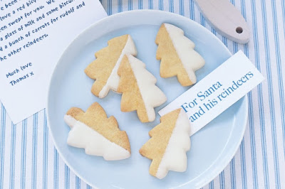 North Pole shortbread Recipe