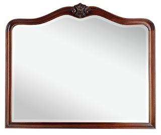 Cermin Kamar Mandi Klasik