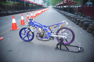 Motor Drag Ninja 150 cc