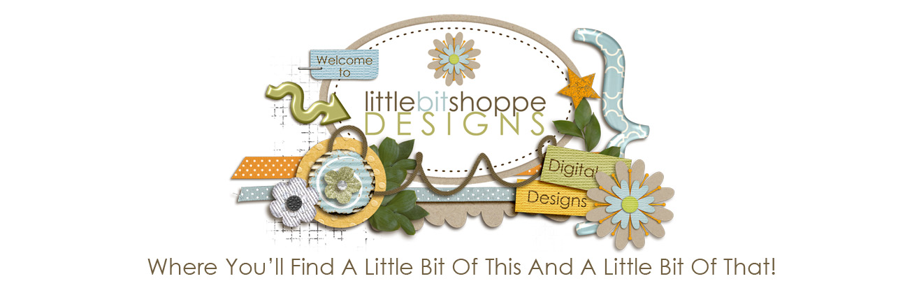 Little Bit Shoppe Blog