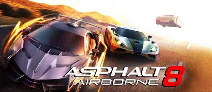 Unlimited Nitro ASPHALT 8