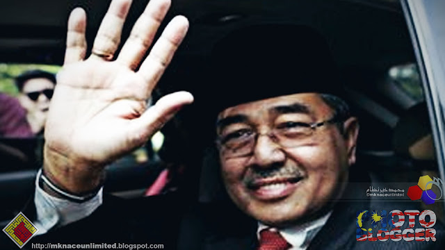 Ahmad Bashah Menteri Besar Kedah Yang Baharu