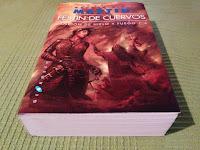BookTag El cuerpo humano Festin de cuervos