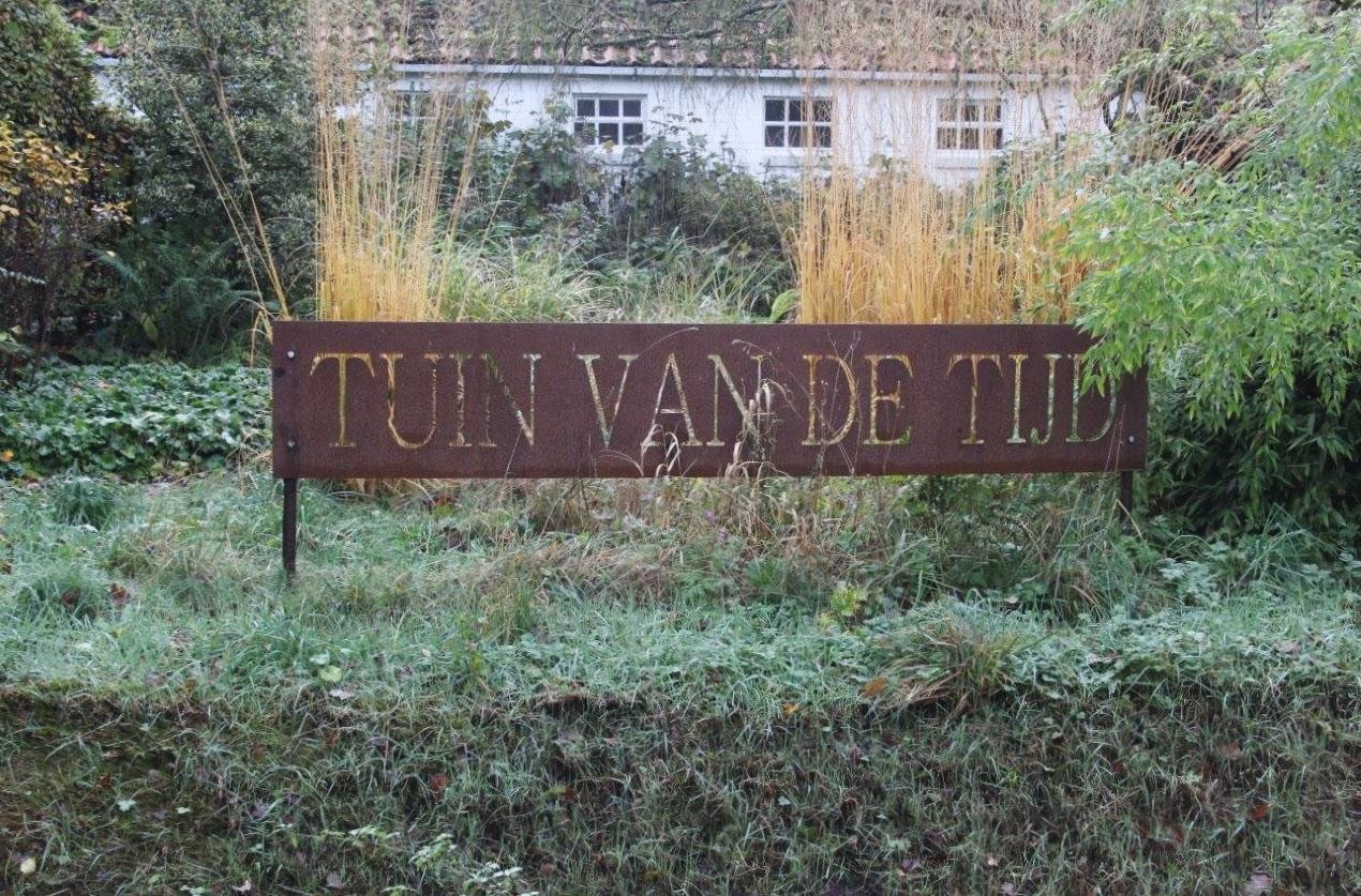 Tijd Voor Tuin : Natuur en reis natuurpresentaties tuin van de tijd