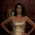 "Robin's L'Wren Scott Strapless Detailed Dress How I Met Your Mother Season 9, Episode 12: ""Rehearsal Dinner"""