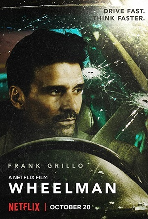 Filme Wheelman - Motorista de Fuga 2017 Torrent