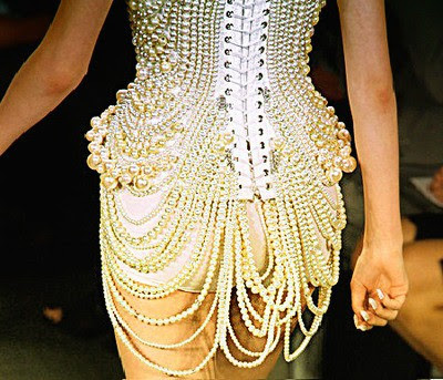 The Corset - Carnival Monday Wear 2012 Inspiration!