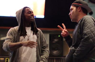 fotos de lil wayne y el productor infamous entrevista complex